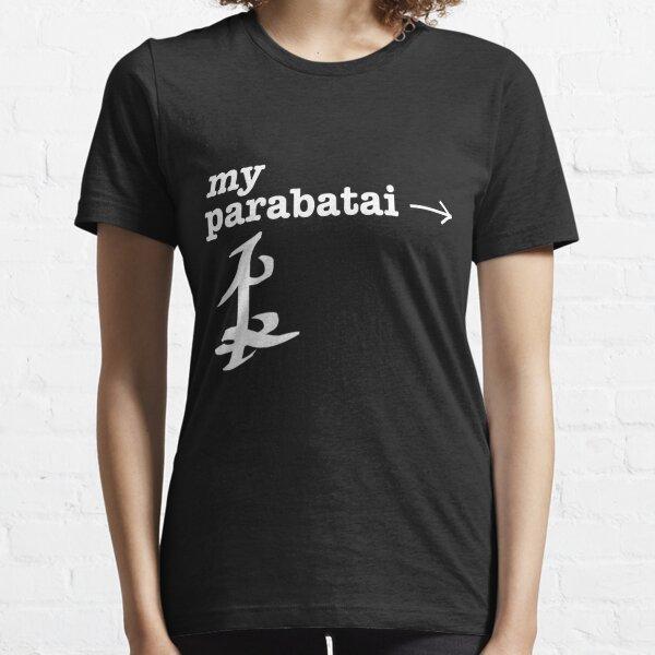 LEFT; my parabatai → Essential T-Shirt