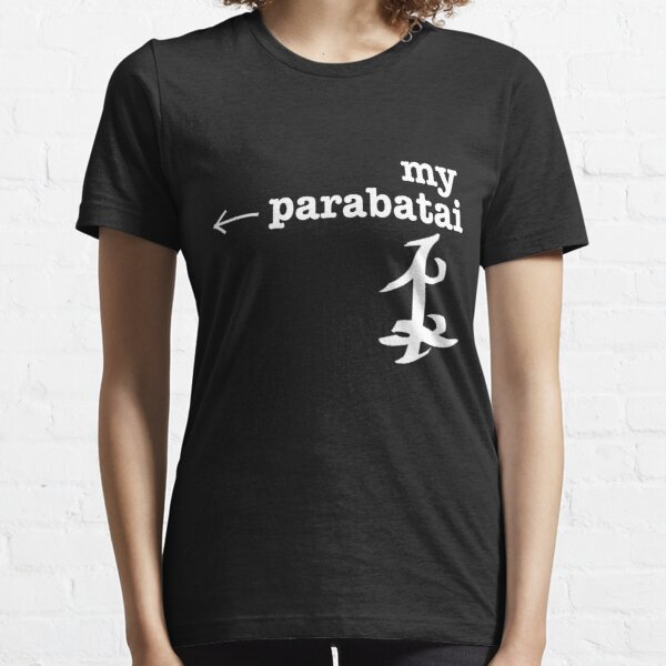 RIGHT; ← my parabatai. Essential T-Shirt