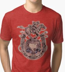 Steel Ball Run V2 Tri-blend T-Shirt