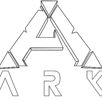 ARK Survival Evolved Minimalist White by Flame316