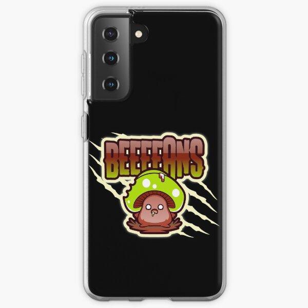 Beeeeans Vegan Zombie Mushroom Samsung Galaxy Soft Case