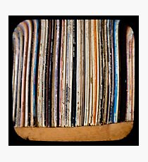 Records TTV Photographic Print