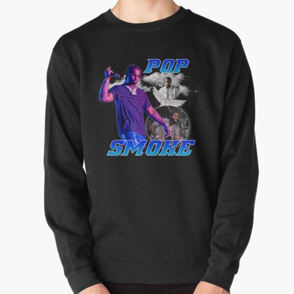 POP SMOKE TEE Pullover Sweatshirt