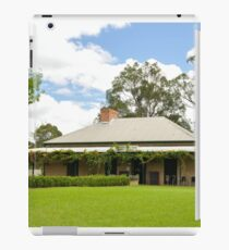 Hunter Valley, NSW, Australia iPad Case/Skin