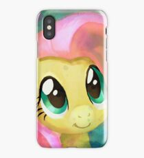 A Cute Girl In Need iPhone Case