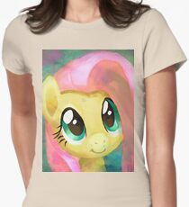 A Cute Girl In Need Women's Fitted T-Shirt