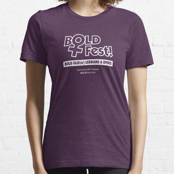 BOLDFest Fundraiser Logo Tee Essential T-Shirt