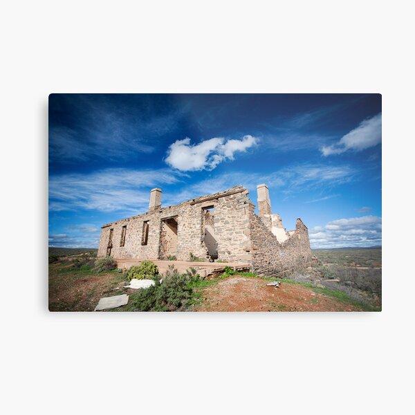 Waukaringa Ruins  Metal Print