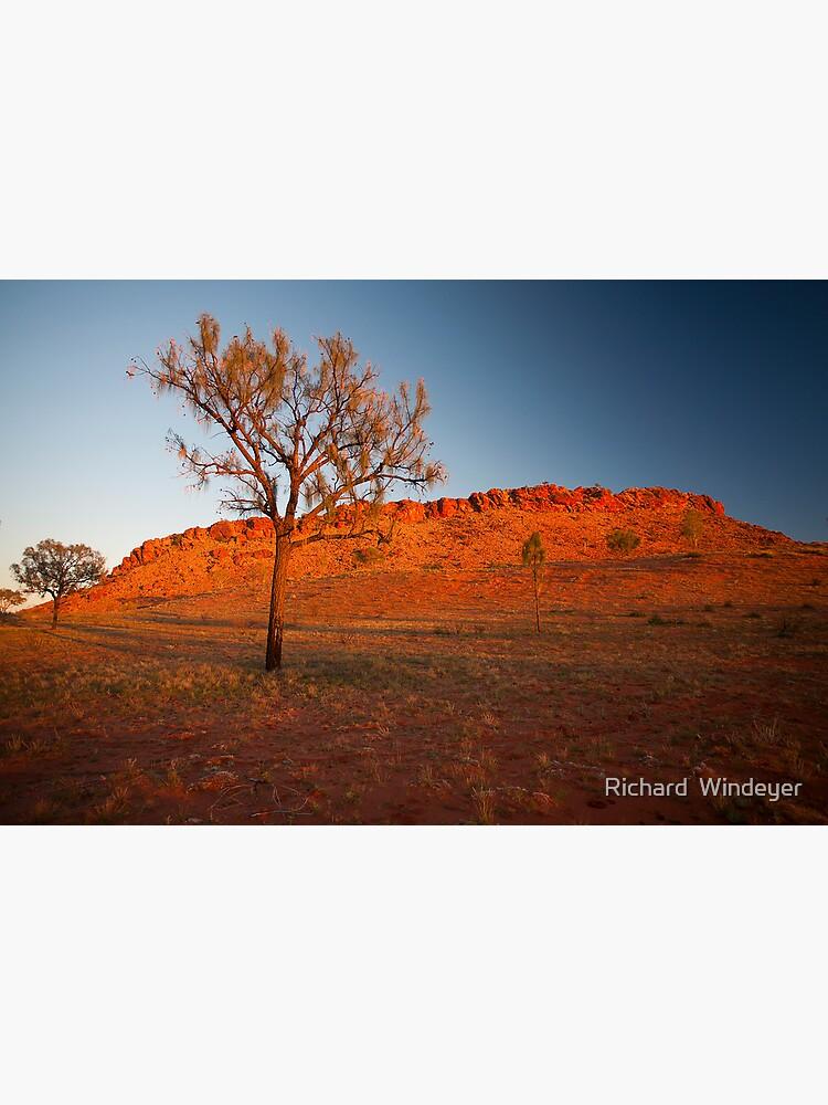 Sunrise on a Rocky Outcrop by RICHARDW