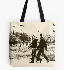 hitchcock scenery Tote Bag