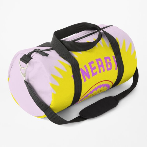 Chakra energy healer by Haus of Butterfly Duffle Bag