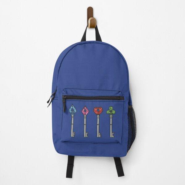 Resident Evil RPD Keys Backpack