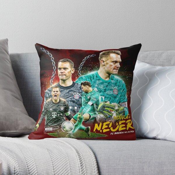 Wallpaper Neuer Art Throw Pillow