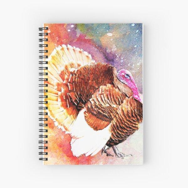 TURKEY Spiral Notebook