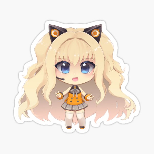 Vocaloid SeeU Sticker