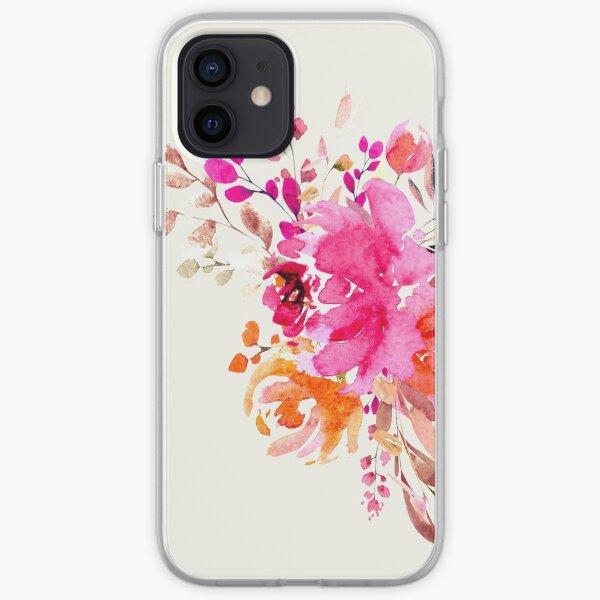 Watercolor Bouquet iPhone Soft Case