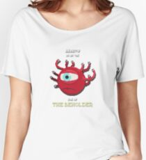 Beauty of the Beholder Women's Relaxed Fit T-Shirt