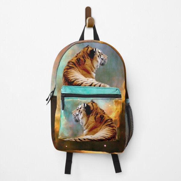 Tiger and Nebula Backpack