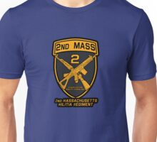 2nd MASS Unisex T-Shirt