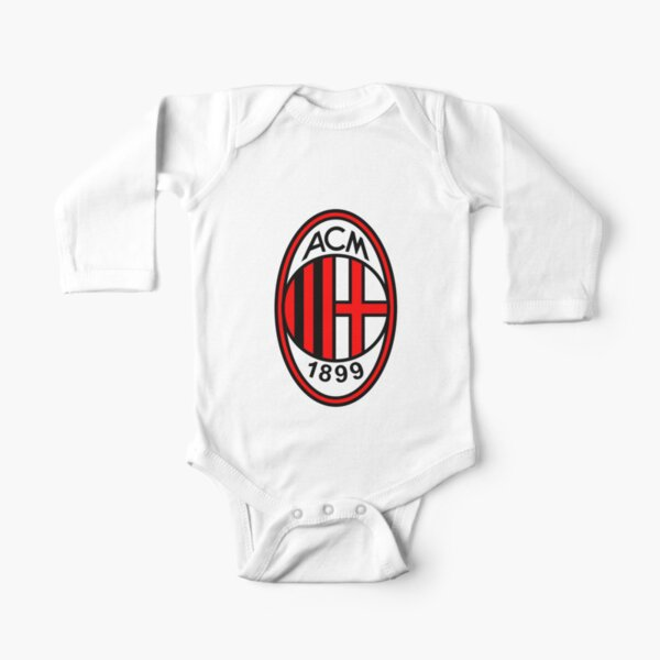 Ac Milan Kids Babies Clothes Redbubble