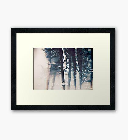 emotion: wishes Framed Print