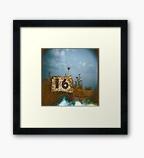 #16 Framed Print