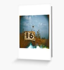 #16 Greeting Card