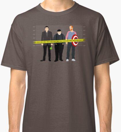 Asesinato, Él escribió Camiseta clásica