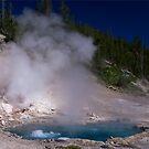 Boiling Pool by David F Putnam