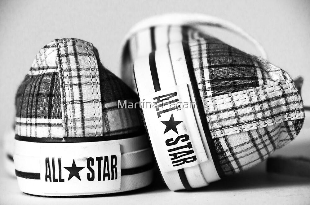 Favourite Shoes by Martina Fagan