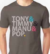 Spurs  Slim Fit T-Shirt