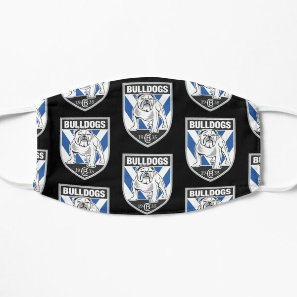 Canterbury Bulldogs Face Mask Mask