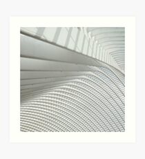 Lámina artística Calatrava in Liege