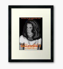 Laurie Strode Framed Print