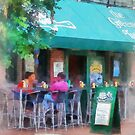 Baltimore - Happy Hour in Fells Point by Susan Savad