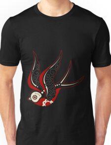 Bone Kandi Swallow Unisex T-Shirt
