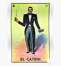 El Catrin  Poster