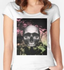 Clairvoyant Women's Fitted Scoop T-Shirt