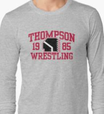 Thompson Wrestling Long Sleeve T-Shirt