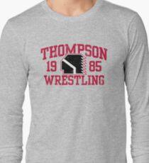 f72f0ed74 Thompson Wrestling Long Sleeve T-Shirt