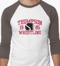 Thompson Wrestling Men's Baseball ¾ T-Shirt