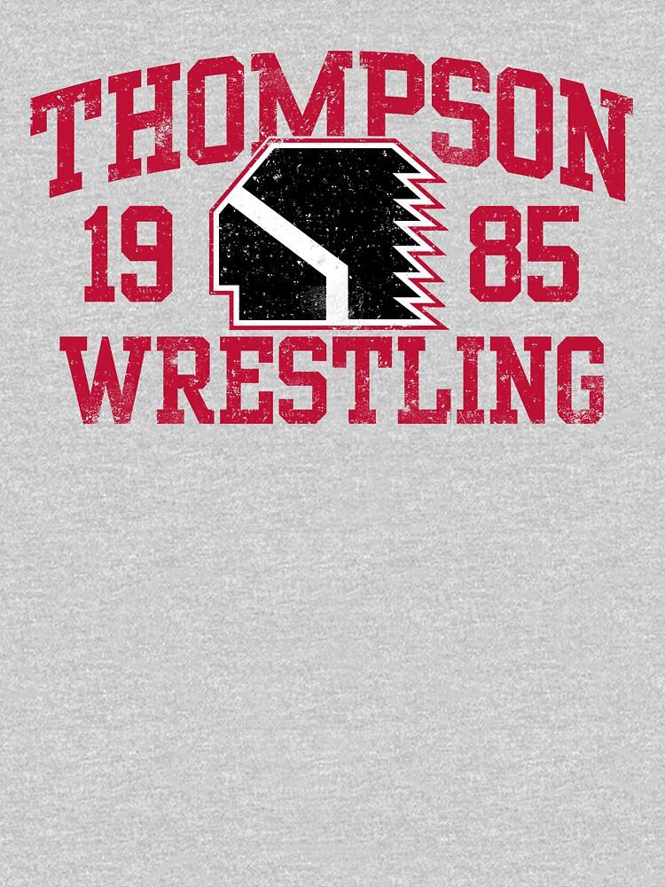 Thompson Wrestling | Unisex T-Shirt