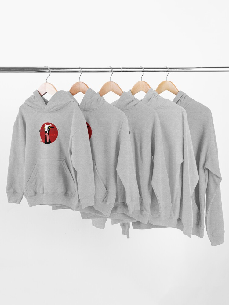 Alternate view of GOATS Kids Pullover Hoodie