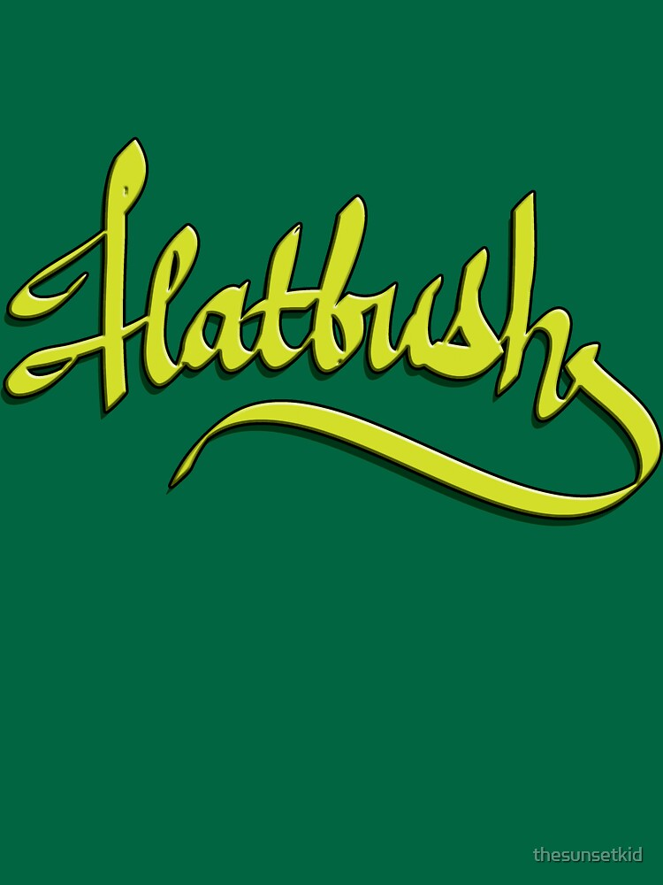 Flatbush  by thesunsetkid