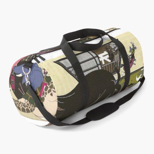 The Tatami Galaxy Poster Duffle Bag