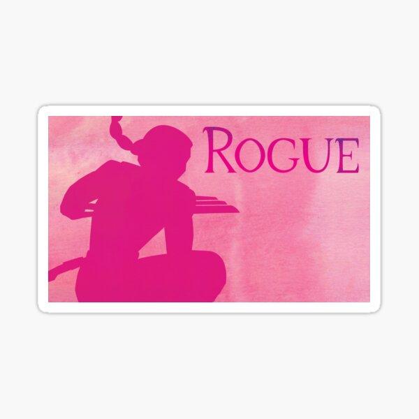 Rogue - Every Drop of Magic Sticker