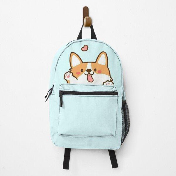 Cute Corgi Backpack