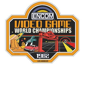 ENCOM Video Game Championships by GeekFilter