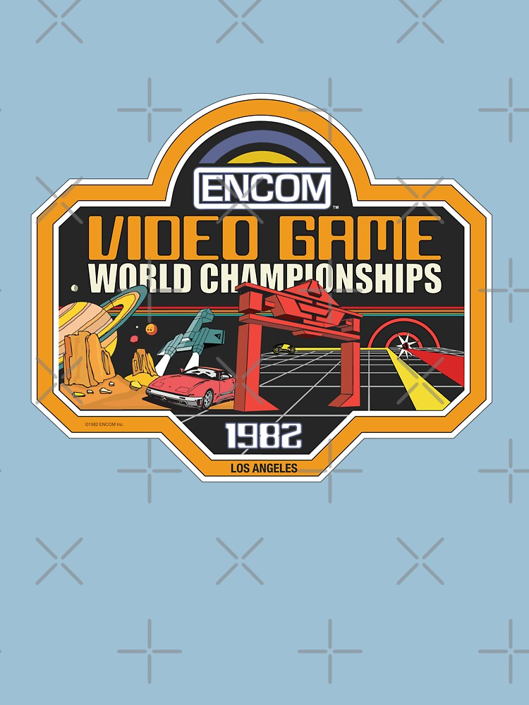TShirtGifter presents: ENCOM Video Game Championships | Unisex T-Shirt