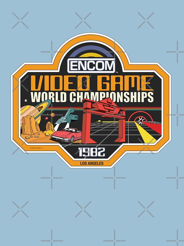 ENCOM Video Game Championships | Unisex T-Shirt